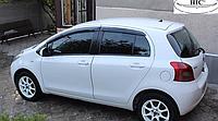 Дефлектор окон Toyota Yaris 2006-2011 HB