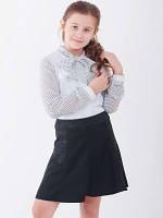 Юбка школьная для девочек.