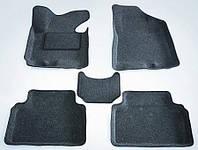 Коврики 3D текстильные с бортами Kia Sportage 05