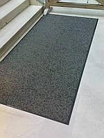 Ковер грязезащитный 120х180 серый
