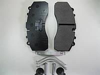 Колодки тормозные WVA29087,29105,29108.MB.DAF.BPW.SAF