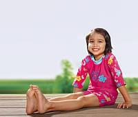 Классный детский купальник с уф защитой от тсм tchibo размер 74-80