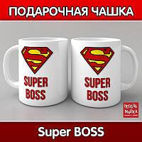 Чашка Super Boss (Супер Босс)