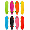 Скейт Пенни борд (Penny board)  466-1077 (8 цветов)