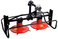 Навесная роторная косилка PATRIOT KKR-4  Dakota-PRO