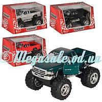 Машинка железная инерционная Kinsmart Dodge Ram 1:44: 4 цвета
