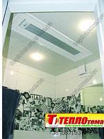 Отопление ванной комнаты