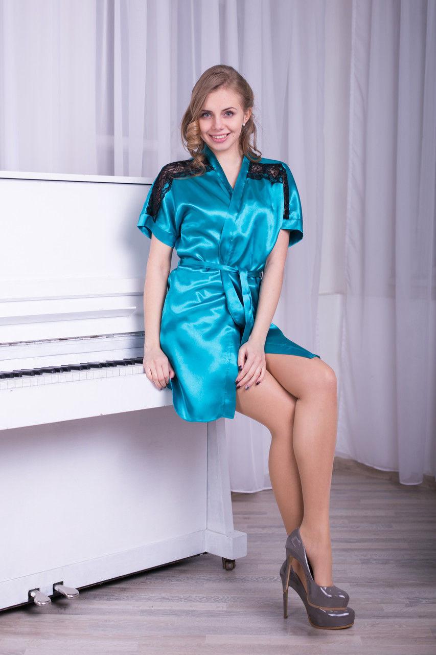 Нежный женский комплект халат+ночнушка  продажа 3d1d34ea91bbe