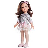 Кукла Кэрол в нежно-розовом без челки Paola Reina подружки-модницы 32 см (04502)