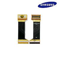 Шлейф для Samsung I400, межплатный, с компонентами (оригинал)