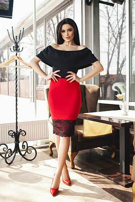 Женское платье №32-206