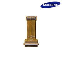 Шлейф для Samsung I570, межплатный, с компонентами (оригинал)