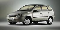 Автомобильные чехлы ВАЗ 1117 Kalina combi