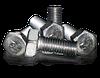 """Болт 12*80 мм, с шестигранной головкой класса точности """"В"""""""