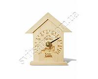 Термометр-домик, сосна Sawo 115-T