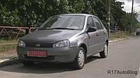 Автомобильные чехлы ВАЗ 1118 Kalina sedan, фото 1