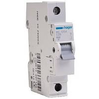 Автоматический выключатель Hager MC140A 40A 6кА 1 полюс тип С