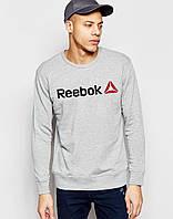 Мужской Свитшот с принтом Reebok Размер S
