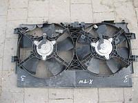 Вентилятор Mitsubishi Lancer X