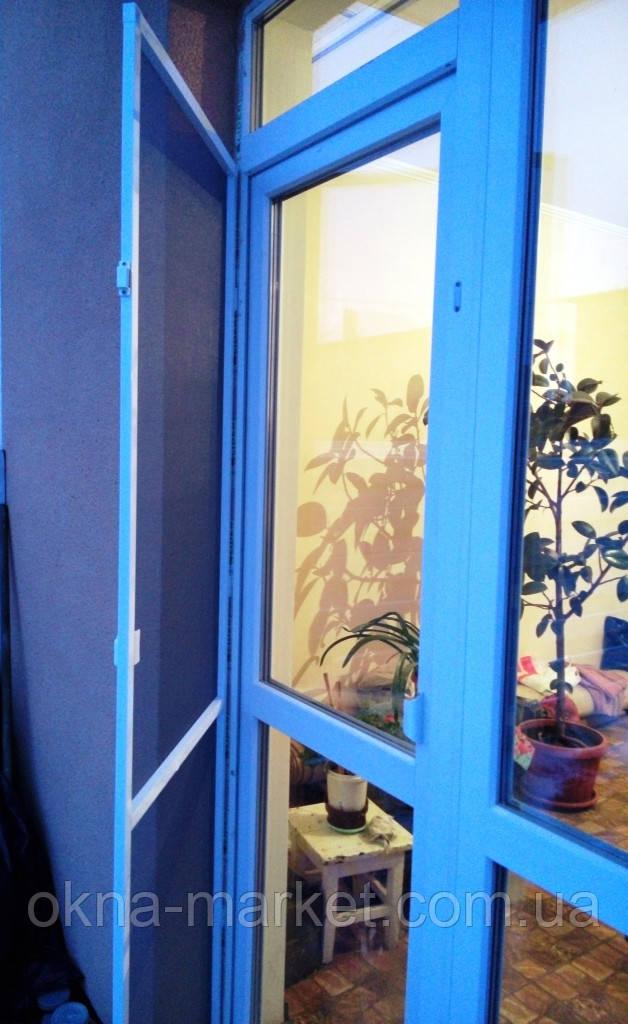 Дверная антимоскитная сетка заказать Коцюбинское
