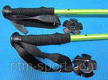 Трекинговые палки Exponent (для скандинавской ходьбы) deralumin 6061, фото 3