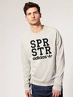 Мужской Свитшот (с начёсом) Adidas SPR STR