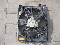Вентилятор с диффузором Mitsubishi Outlander 2.4