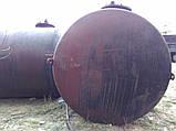Бочка б/у толстостенная  25 м3, фото 3