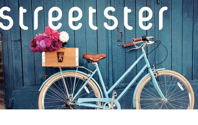 Женские велосипеды Streetster