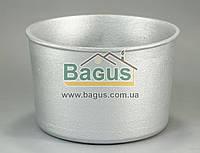 Форма алюминиевая для выпечки кулича (паски) 2л ПРОЛИС (ФПК-004)