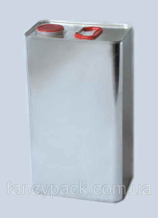 Канистра металлическая 5л - Упаковка из жести, Металлическая тара ООО