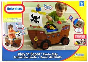 Корабль Каталка Little Tikes 622113, фото 3