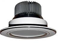 Встраиваемый led светильник-даунлайт (Downlight) 5-12W матовый