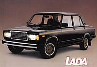Автомобильные чехлы ВАЗ 2107 sedan