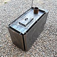 """Печь для стационарной бани """"Вогник"""""""