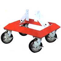 Тележка для колеса 1500 кг профессиональная Torin