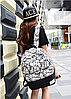 Школьный рюкзак Граффити , фото 2