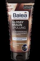 Профессиональный бальзам-ополаскиватель для брюнеток Balea Professional Glossy Braun