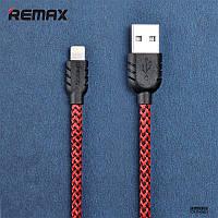 Оригинальный кабель шнурок Remax / Ремакс USB для iPhone 5. 5S, 5C, 6, 6S, 6+, фото 1