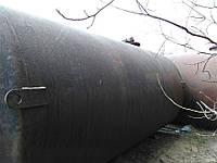 Резервуар, цистерна, бочка, емкость металлическая, б/у, стенка толстая 10 мм