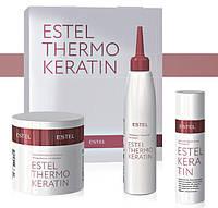 Набор + 250 ml шампунь для процедуры ESTEL THERMOKERATIN  Термокератин