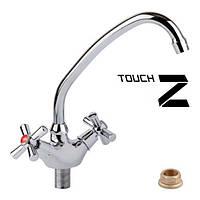 Смеситель кухонный Touch-Z G. MEGA 271 f
