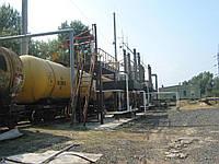 Железнодорожный слив/налив топлива - изготовление и монтаж с гарантией 5 лет  ж/д слив состоит из нескольких к