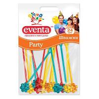 Шпажки Eventa Party Цветочек 24 шт