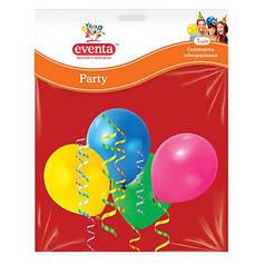 Скатерть с рисунком Eventa Party Праздничные шарики 138х183 см