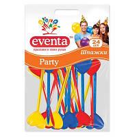 Шпажки Eventa Party Сердце 24 шт