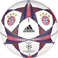 Мяч футбольный ADIDAS FINALE15FCB CAP(S90234)