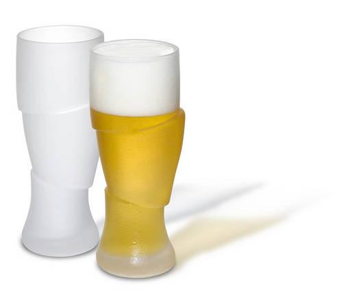 Набор пивных бокалов PO: Selected Sliced Cold, фото 2