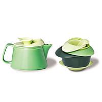 Чашка и заварочный чайник PO: Selected Rose Teapot Set