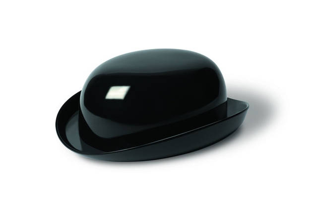Масленка PO: Selected Bowler Hat Butter Dish, фото 2